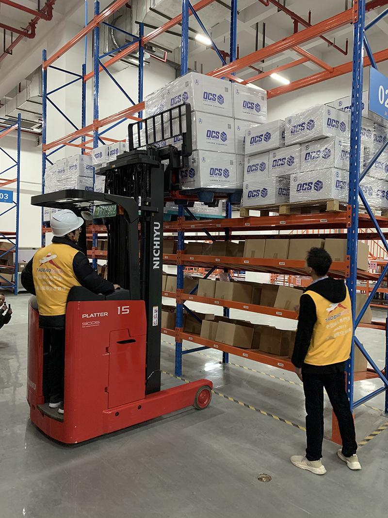 全世界のFBA倉庫に納品可能